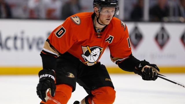 Corey Perry : Anaheim Ducks