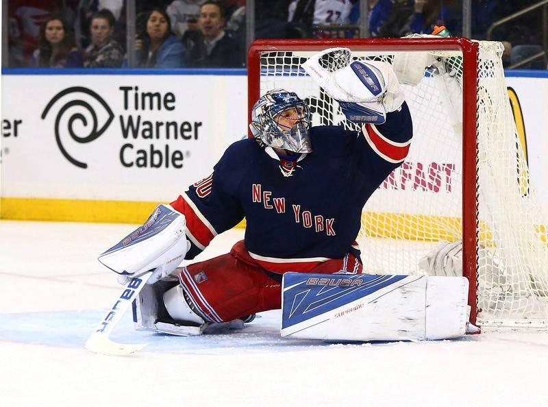 Henrik Lundqvist : New York Rangers