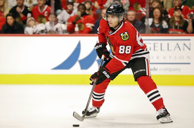 Patrick Kane : Chicago Blackhawks