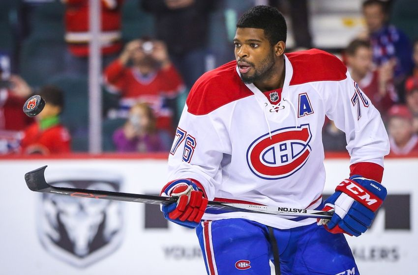 Pernell Karl Subban : Montreal Canadiens
